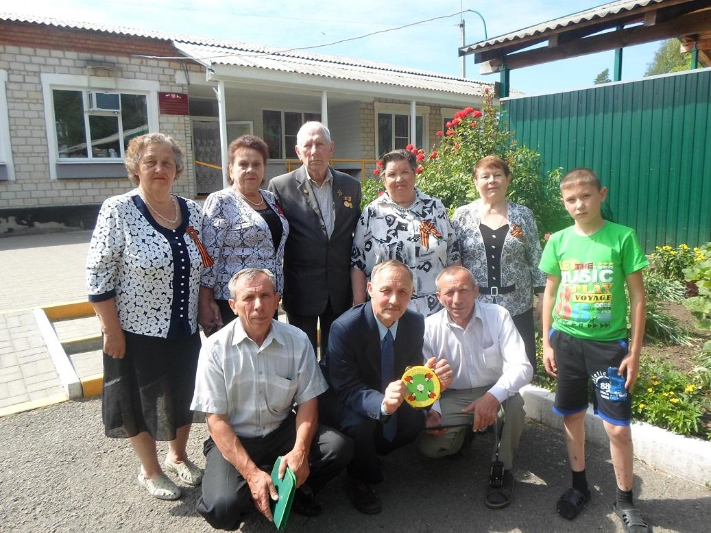 Поздравления получателей социальных услуг к Дню России