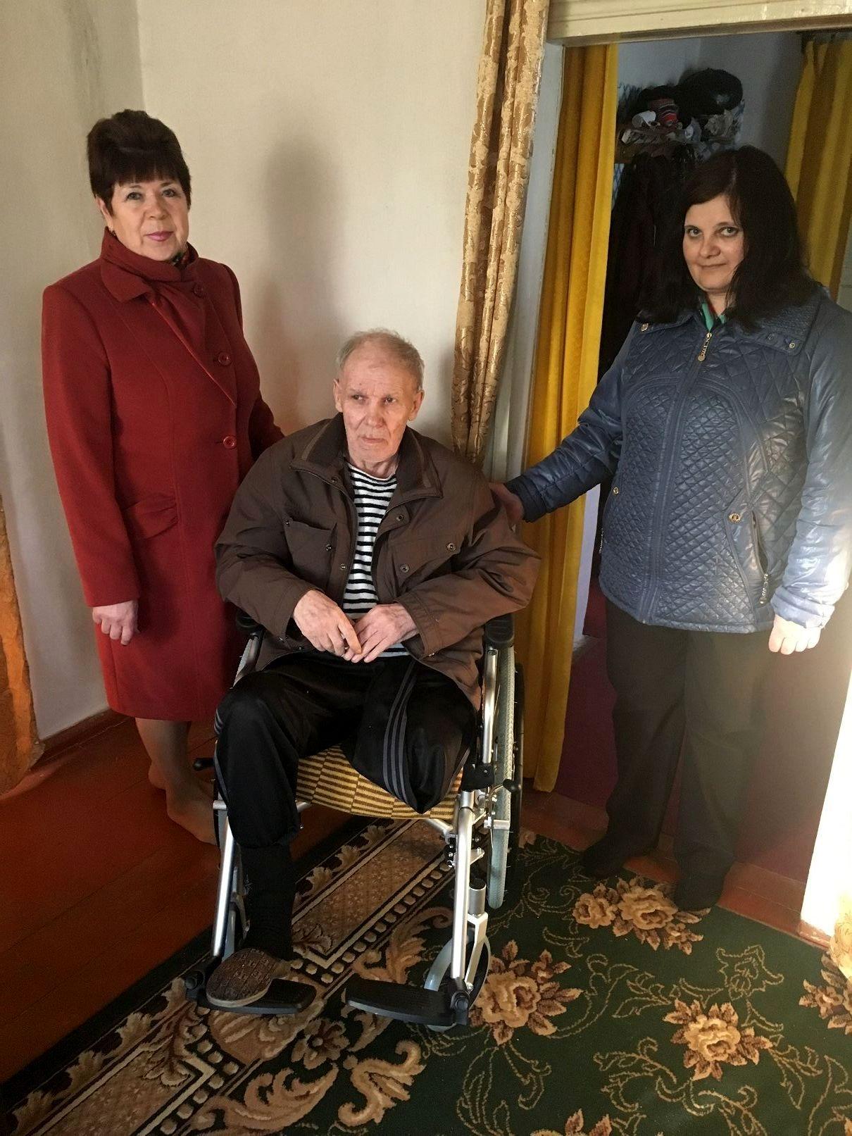Прокат технических средств реабилитации для инвалидов